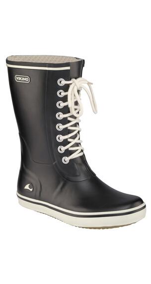 Viking Retro Light Boots Women Black